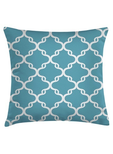 Svebo Home Dekoratif Yastık Mavi